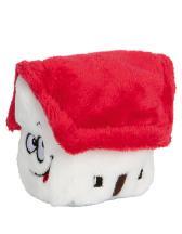 Schmoozies® Haus Weiß/Rot
