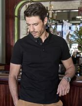 Fashion Luxury Stretch Polo